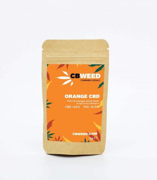 Cannabis Light Cbweed Orange CBD