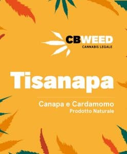 Tisanapa - Hemp and Cardamom