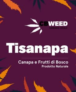 Tisanapa - Hemp and Mixed Berries