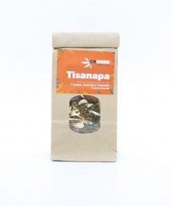 Tisanapa - Canapa, Arancia e Cannella