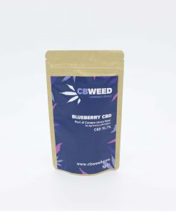 Cannabis Light Cbweed Blueberry CBD - 5g