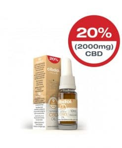 Cibdol CBD oil 20% – 10 ml