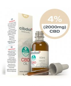 Cibdol CBD oil 4% - 50 ml