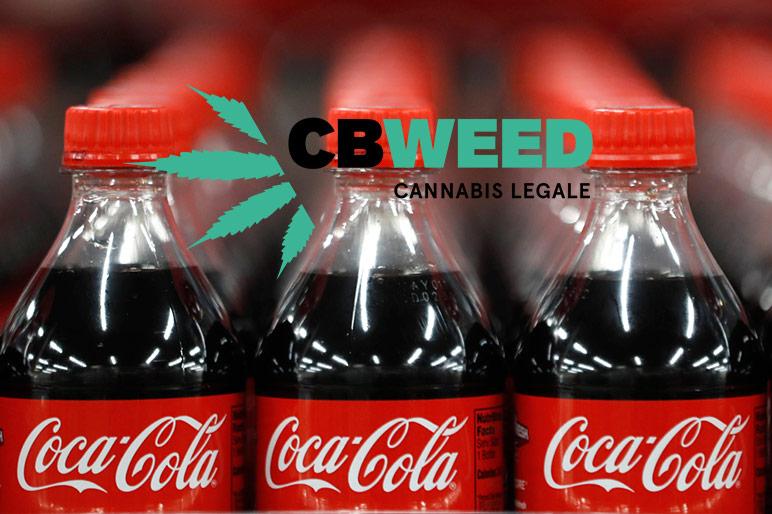 Coca Cola Bevanda Cannabis