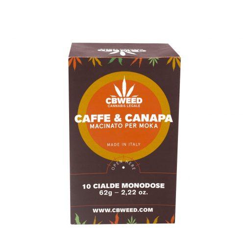 caffè alla canapa cbweed