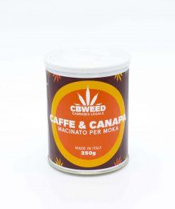caffè alla canapa