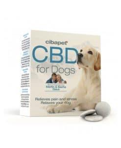 Capsule CBD per cani