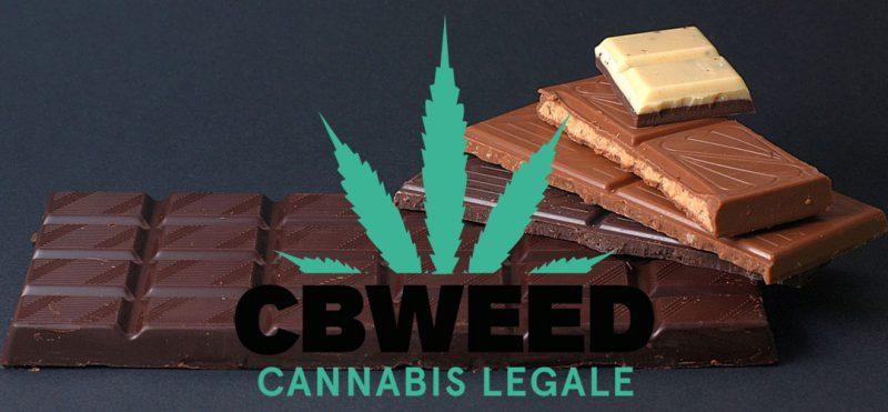 Cioccolata Crea Piu Dipendenza Della Cannabis Light