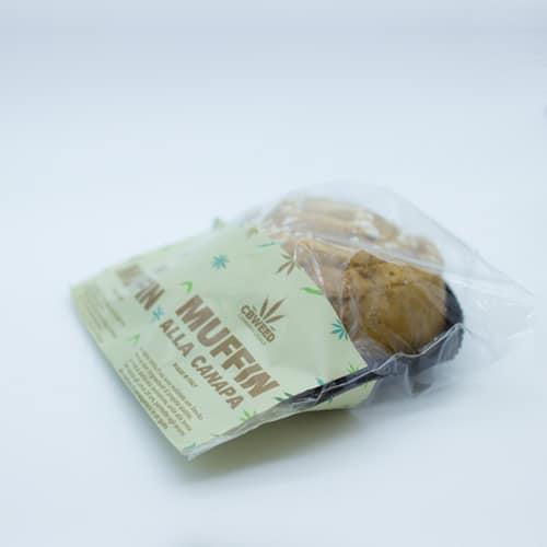 muffin alla canapa
