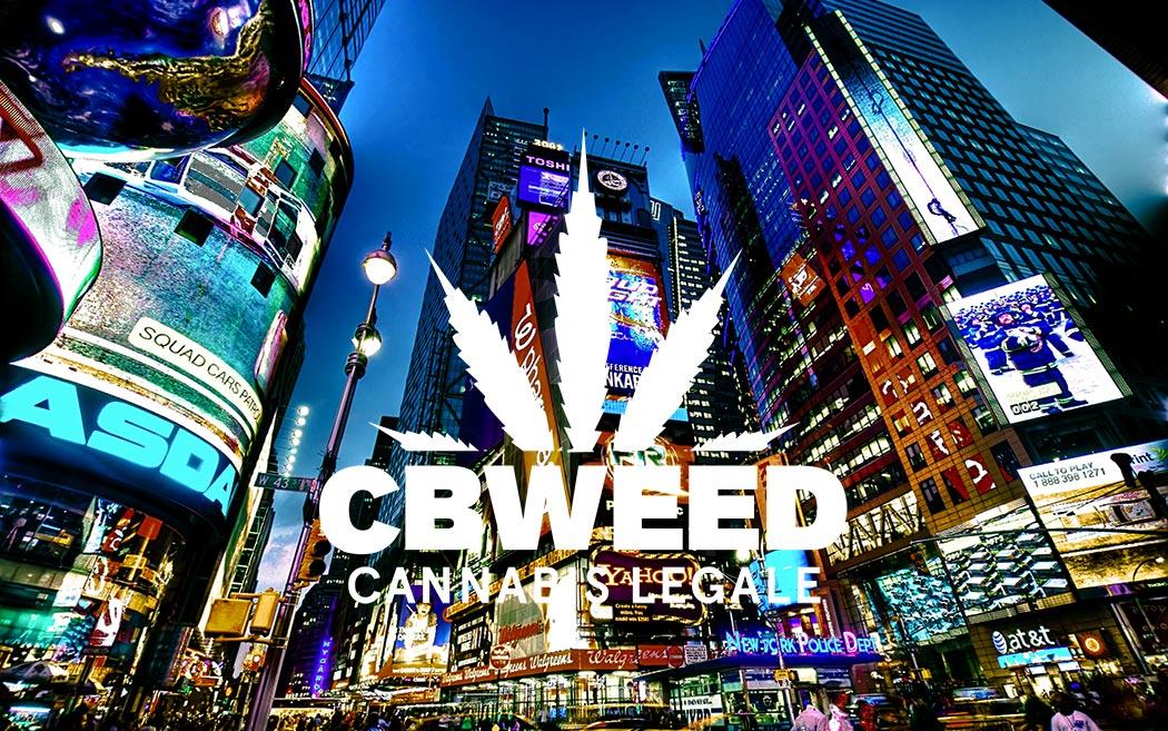 Cannabis Legale Stato New York Entro 2019