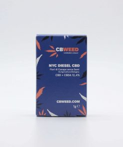Cannabis Light Cbweed NYC DIESEL CBD - 1g