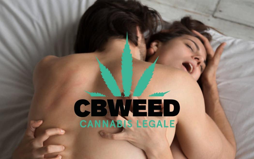 Cannabis Sesso Come THC CBD Possono Migliorare Vita Sessuale