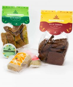 Hemp food products