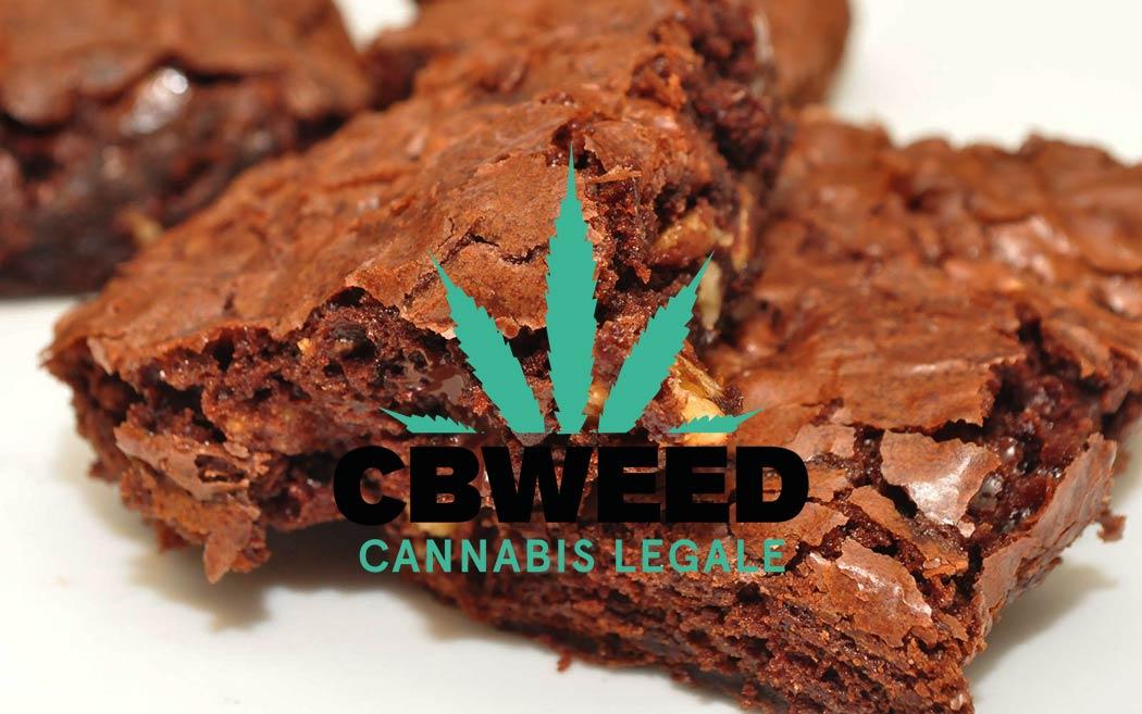 Cannabis Da Mangiare Cibo Alto Tenore THC