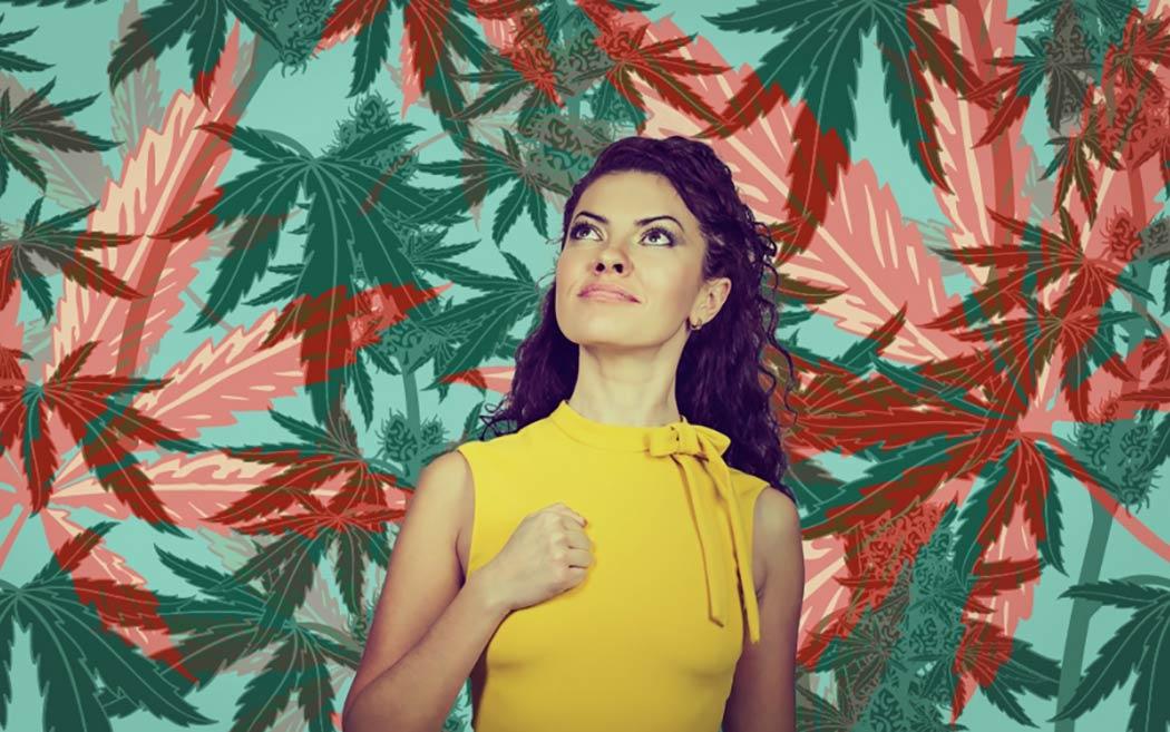 Combattere Sintomi Endometriosi Cannabis