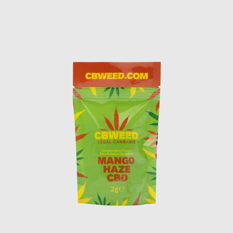 Cannabis Light Mango Haze CBD – 2g EU
