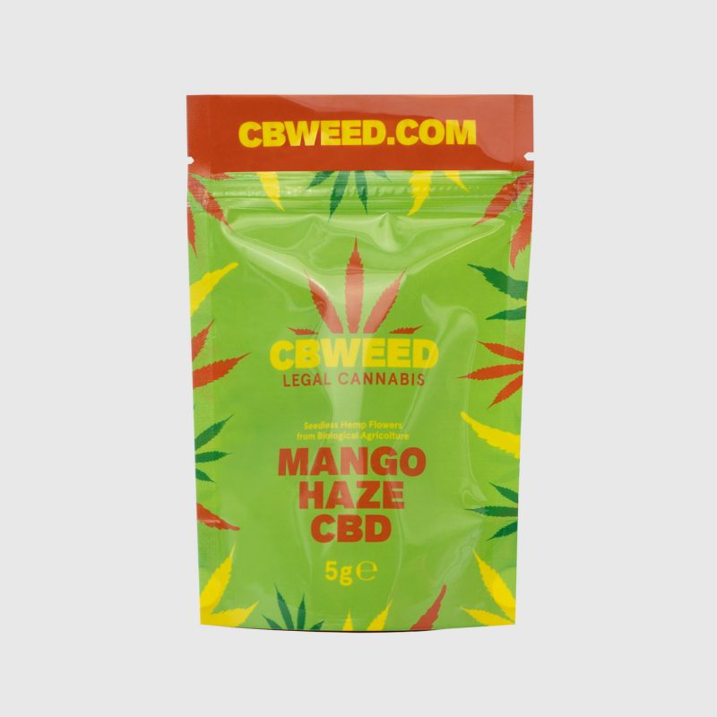 Cannabis Light Mango Haze CBD – 5g EU