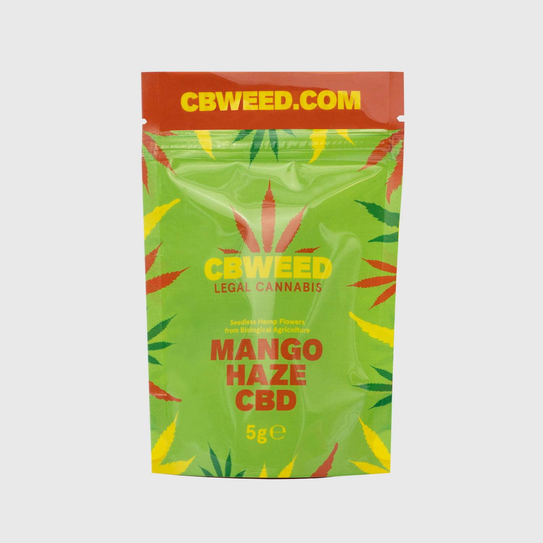 Cannabis Light Mango Haze CBD – 5g EU
