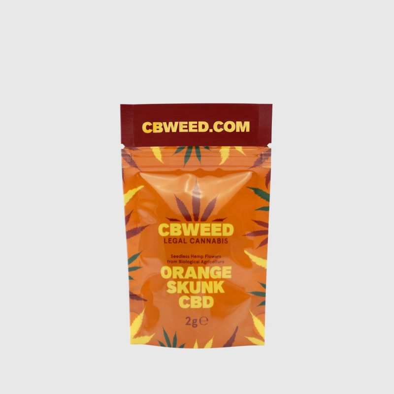 Cannabis Light Orange Skunk CBD – 2g EU