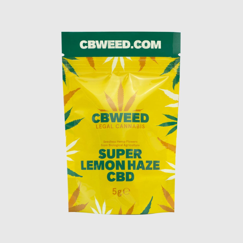 Cannabis Light Super Lemon Haze CBD - 5g EU