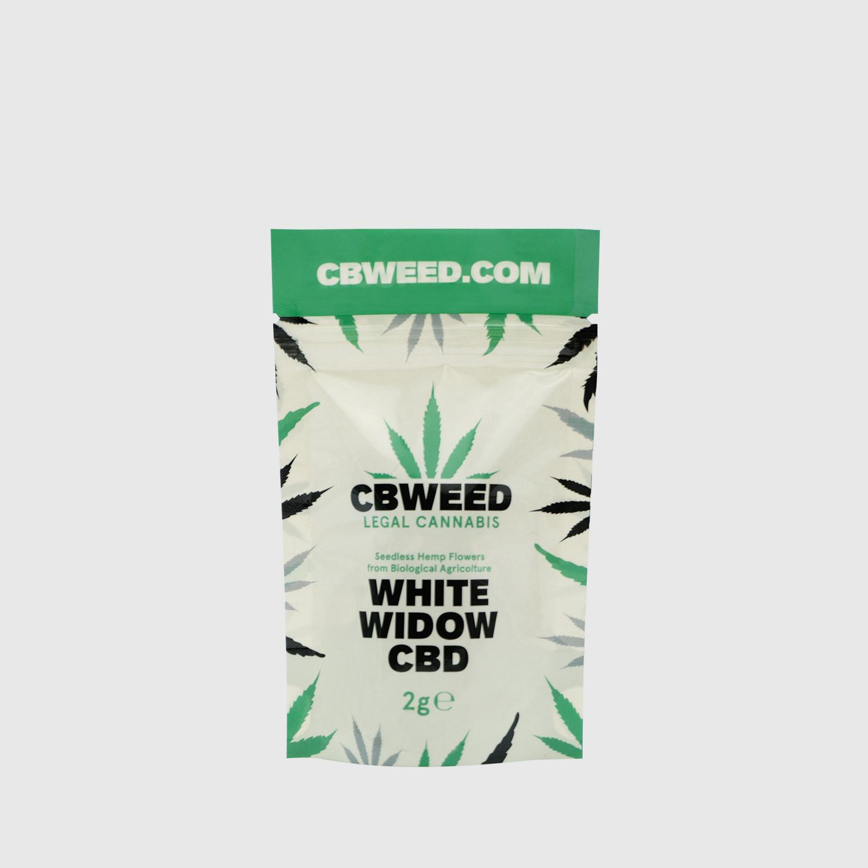 Cannabis Light White Widow CBD – 2g EU