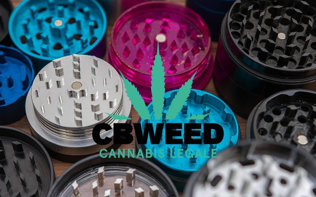 Cose Grinder Per Cannabis Guida Scelta Utilizzo