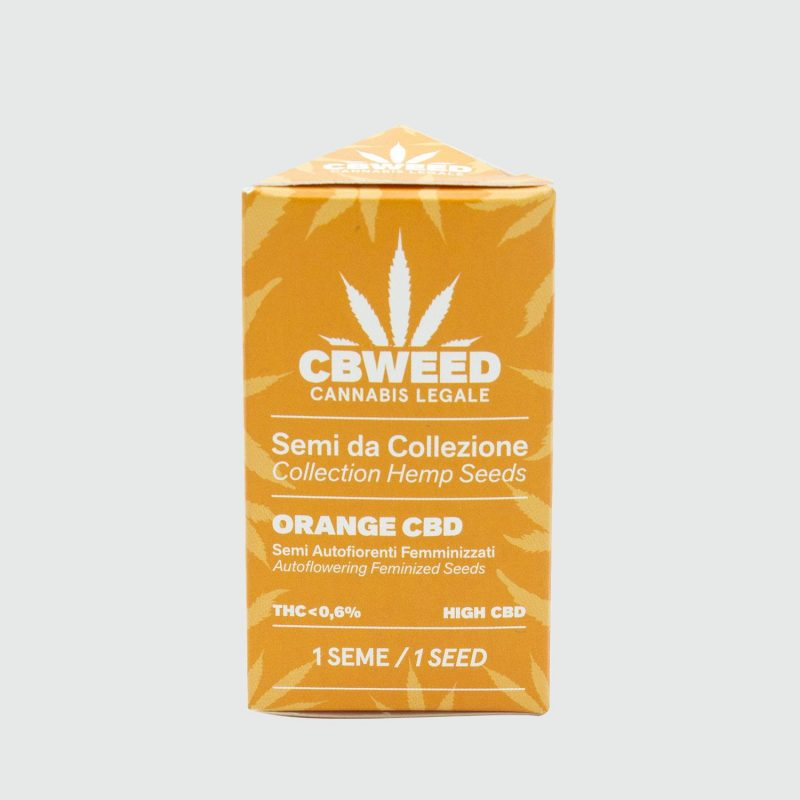 CBWEED-Semi-CBD-Orange