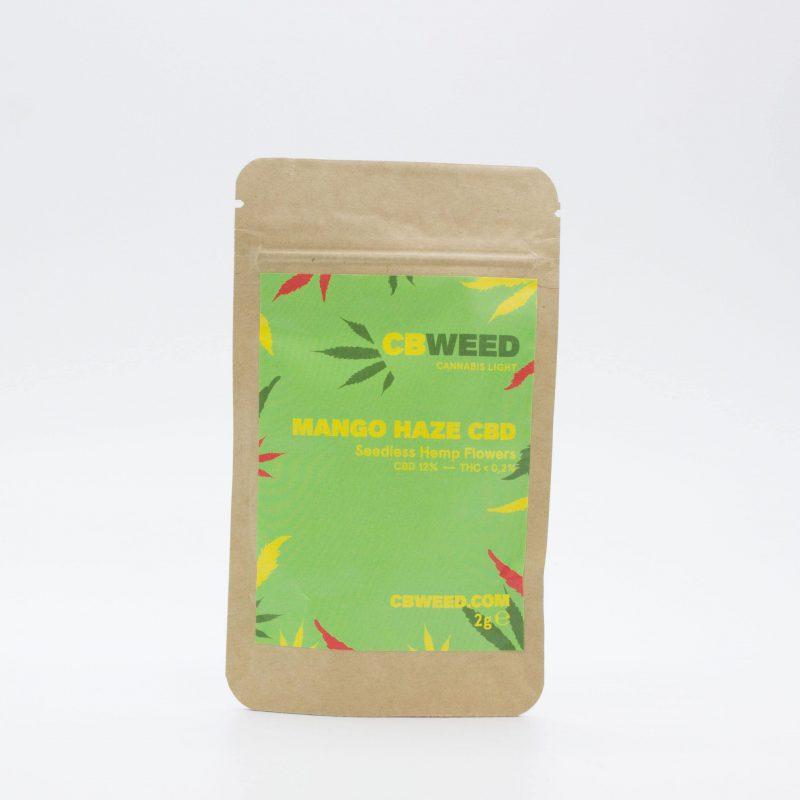 Cannabis Light Cbweed Mango Haze CBD 2g