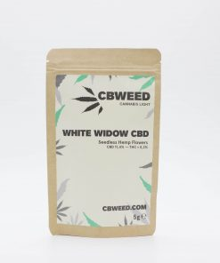 Cannabis Light White Widow CBD 5g EU