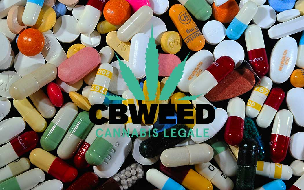 interazioni tra farmaci e cbd