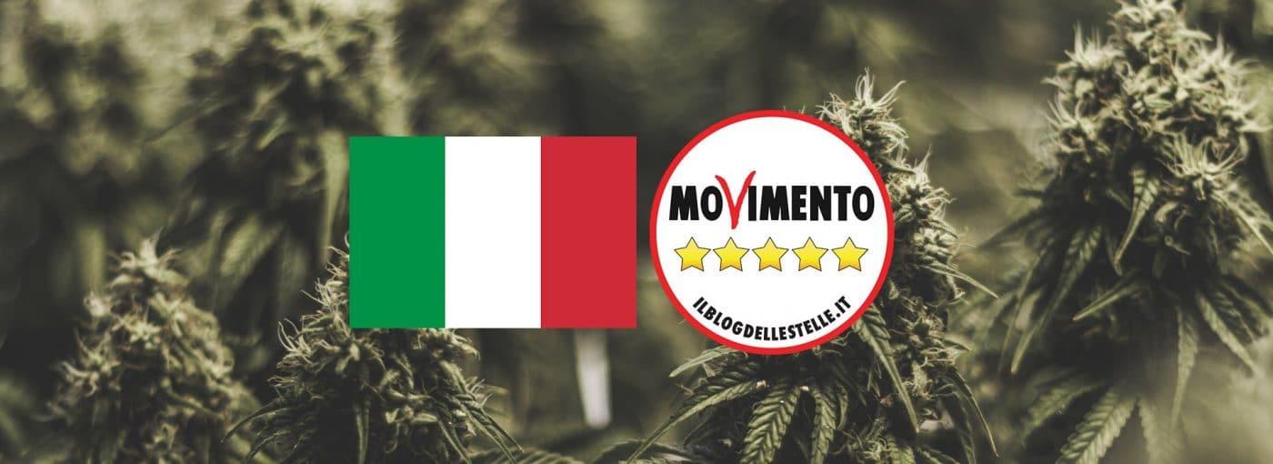 Di Maio e il Ministro della Salute a favore della Cannabis Legale