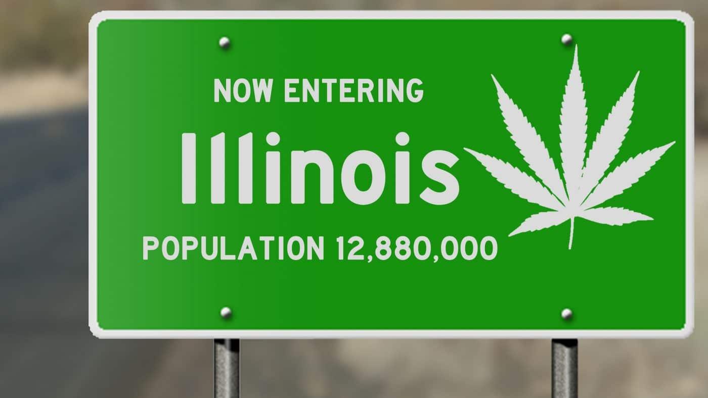 Governatore Illinois Non vedo ora firmare legalizzazione cannabis
