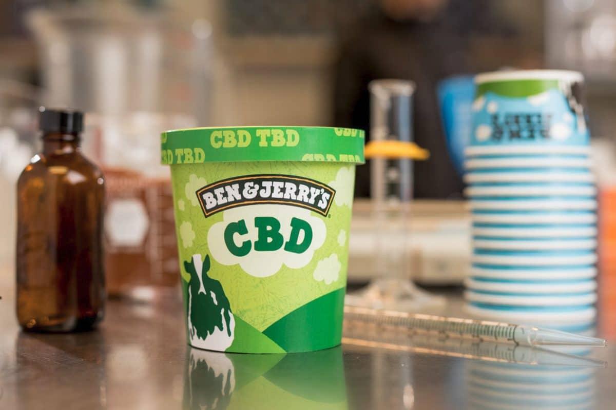 Stati Uniti Ben&Jerry's annuncia nuovo gusto CBD