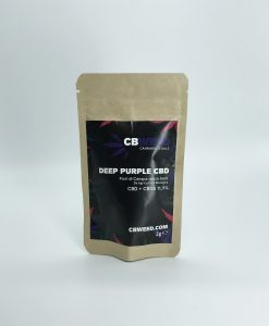 Cannabis Light Cbweed Deep Purple 2g