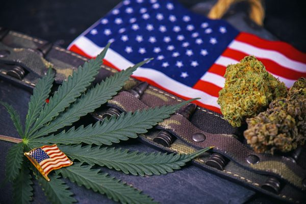 USA si ketamina no cannabis veterani guerra