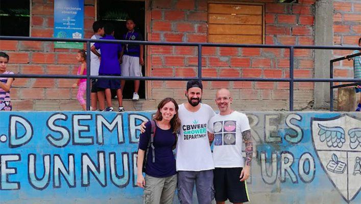 Storia Yennis Andres Comuna 13 Medellin