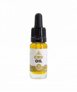 Olio al CBD con olio al cumino 5%