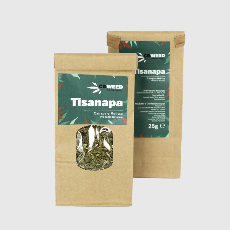 CBWEED-Tisanapa-Canapa-Melissa