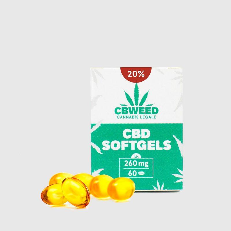 CBWEED-Capsule-CBD-20%