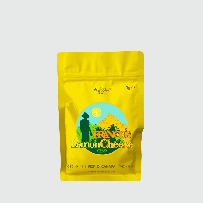 CBWEED-Green-House-Seed-Franco's-Lemon-Cheese-CBD-1g