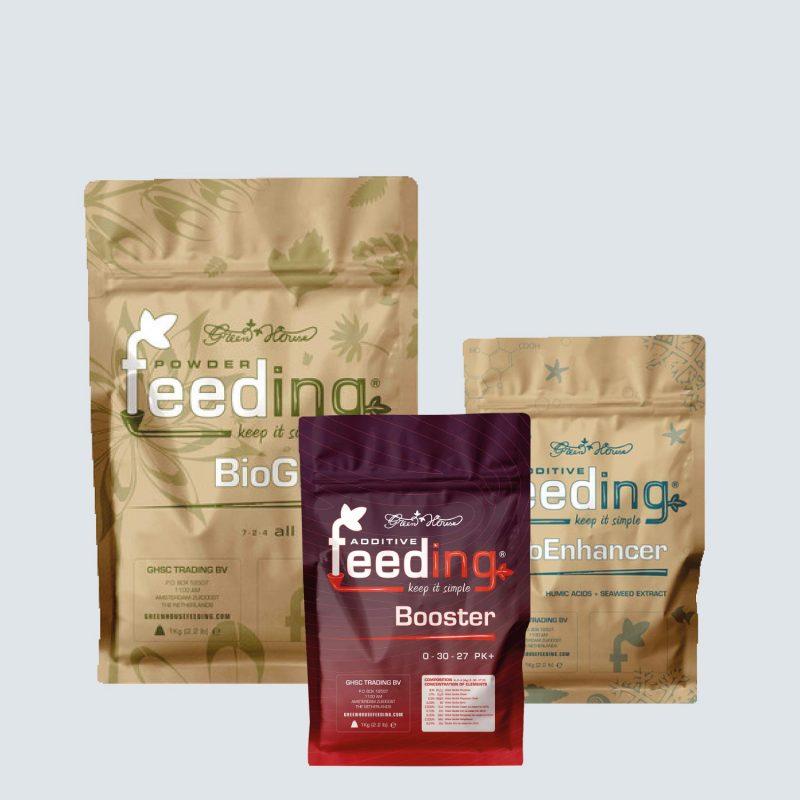 Bio Fertilizer & Nutrients