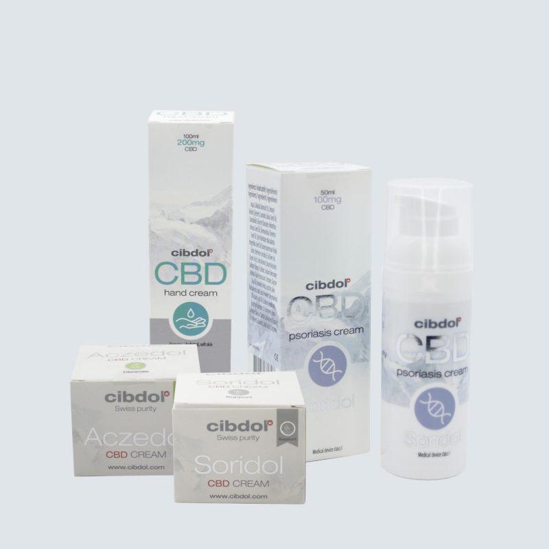 CBD cosmetics