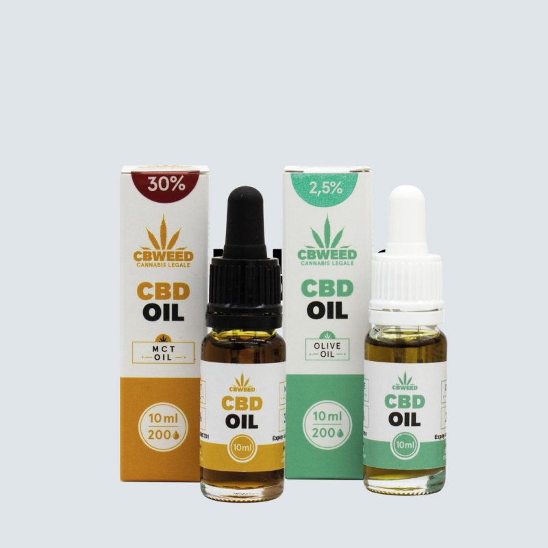 Aromatic Oil with CBD