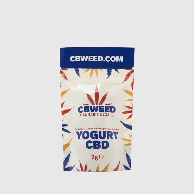Cannabis Light Cbweed Yogurt CBD - 2g