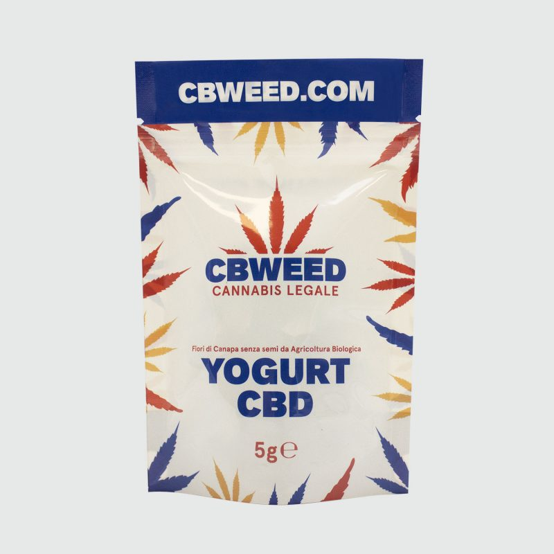Cannabis Light Cbweed Yogurt CBD - 5g