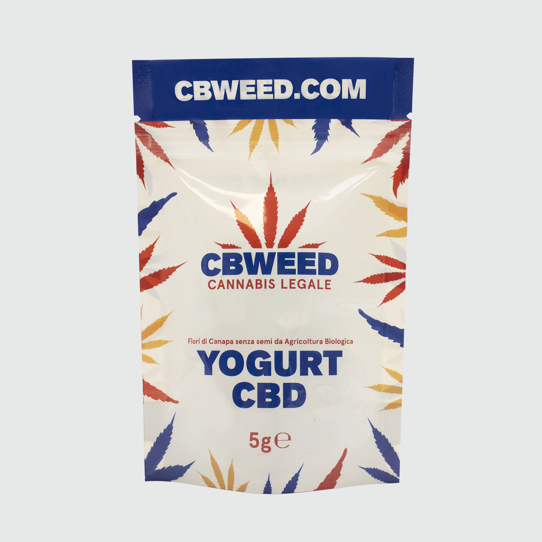 Cannabis Light Cbweed Yogurt CBD - 5g